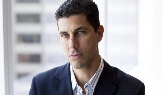 Jarrett Barrios, 41, a graduate of Harvard, is one of the Bay State's best-known advocates for gay rights.