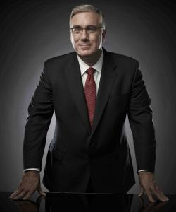 Keith Olbermann, who left MSNBC in January, was back on the air last night on Current TV.