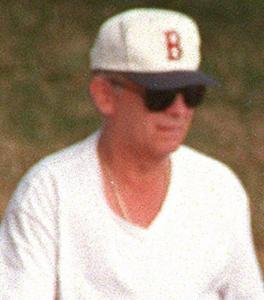 James &#8220;Whitey&#8217;&#8217; Bulger in Boston in 1994, the year before he fled.