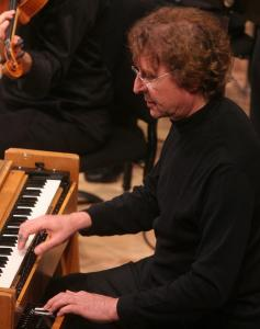 Tristan Murail (pictured in 2009) is this year's composer in residence at the SICPP festival.
