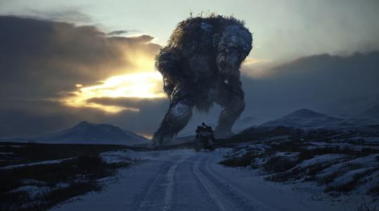 "Special effects give trolls distinctive personalities in ""Trollhunter.'' Director André Ovredal was inspired by stories his grandparents read to him as a boy."