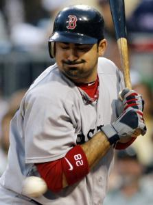 Adrian Gonzalez has been a hit in more ways than one in his short time with the Sox.