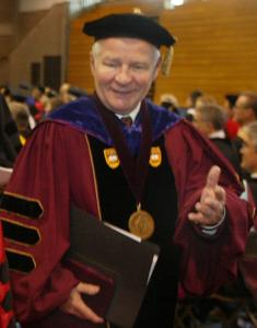 William Bulger was UMass president from 1996 to 2003.