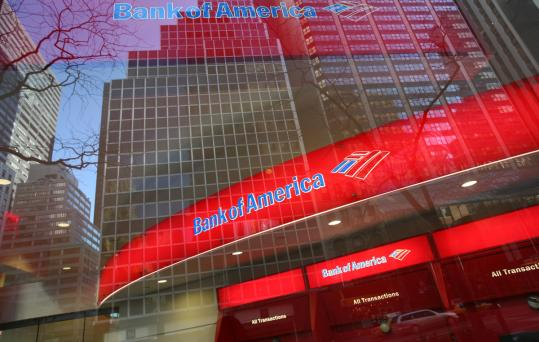 As a result of the settlement and other mortgage-related costs, Bank of America will report a net loss of $8.6 billion to $9.1 billion in the second quarter. That's up to 93 cents per share.