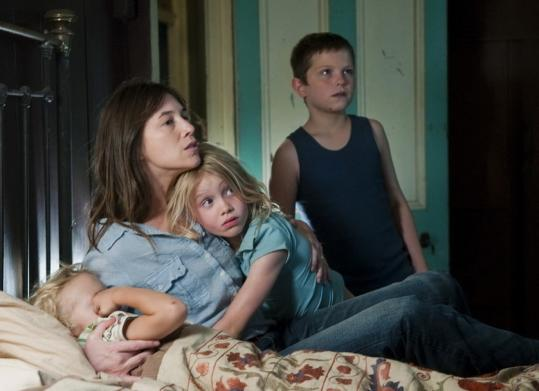 "Charlotte Gainsbourg stars as a widowed mother in Julie Bertuccelli's ""The Tree.''"