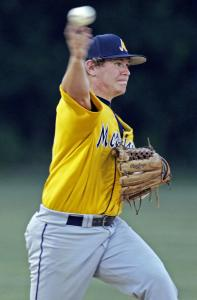 Quincy American Legion Morrisette Post 294 is on the top of District 6 in the East Division, thanks to veteran players including shortstop Colin Ryan.