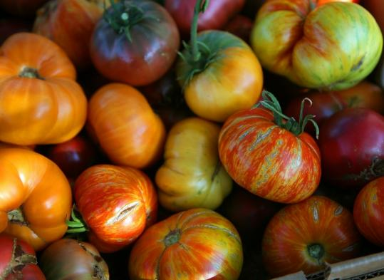Tomatoes are hitting their peak, and there are many ways to enjoy them.