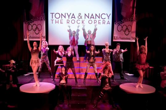"""Tonya & Nancy: The Rock Opera'' recalls a figure skating rivalry that spawned an attack and weeks of news coverage."