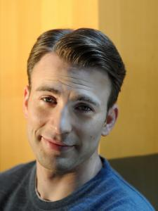 "Actor Chris Evans says he was attracted to the superhero character for his humanity and special powers. Evans, a Sudbury native, stars in ""Captain America: The First Avenger.''"