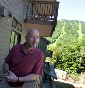 Ray Haarstick is one on the condo owners at Stowe Mountain Lodge who says he was misled about fees.