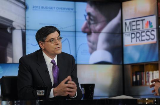 The White House budget director, Jacob Lew, and Republican lawmakers appearing on various TV news programs yesterday said they want to avoid pushing the United States into default.