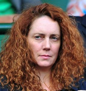 Rebekah Brooks has been transformed from one of Britain's most powerful female executives to a figure of scorn.