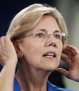 Elizabeth Warren has said little about whether she plans to run for Senate. And her delay in making a decision has left some Democrats anxious.