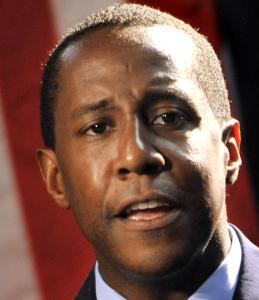Setti Warren has been touted as a rising political star.