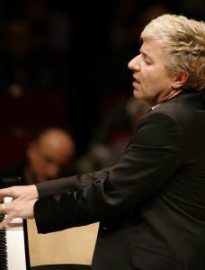Jean-Yves Thibaudet (shown in New York) is playing the music of Ravel at Tanglewood this week.