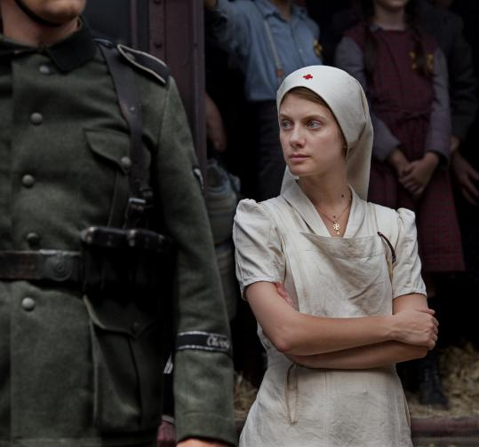 Mélanie Laurent plays a Protestant nurse in France during World War II.