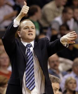 Lawrence Frank was head coach of the Nets for six-plus seasons.