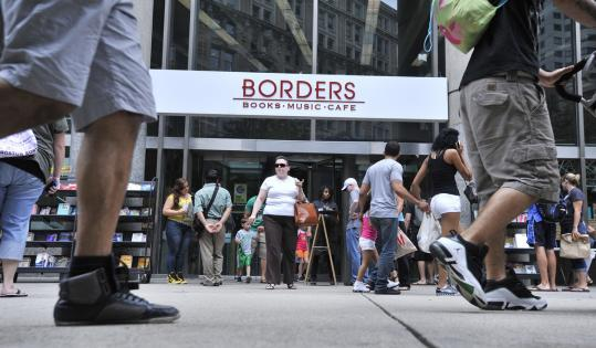 Borders Group Inc., which filed for Chapter 11 bankruptcy protection in February, has begun liquidating stores across the country, including this one at Downtown Crossing.