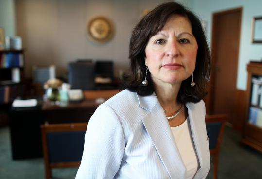 "US Attorney Carmen M. Ortiz, who took office 18 months ago, says one of her key priorities is ""being public.''"