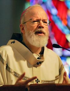 Cardinal Sean P. O'Malley in 2004 implemented a program to close more than 80 church parishes.