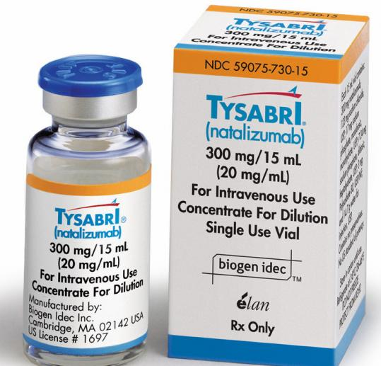 Biogen Idec also makes the multiple sclerosis drug Tysabri.