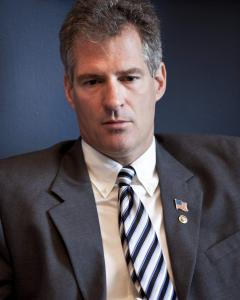 Senator Scott Brown has yet to commit to any debt bills.