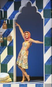 Mezzo-soprano Sandra Piques Eddy as the title character in &#8220;The Italian Girl in Algiers.&#8217;&#8217;