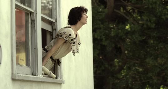 "Miranda July as Sophie in ""The Future,'' her second full-length feature after ""Me and You and Everyone We Know.''"