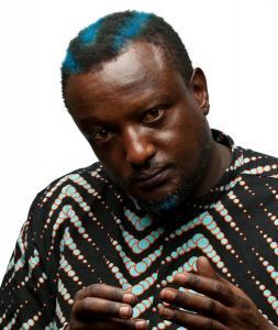 "Binyavanga Wainaina, founding editor of the literary journal ""Kwani?,'' won the Caine Prize for African Writing in 2002."