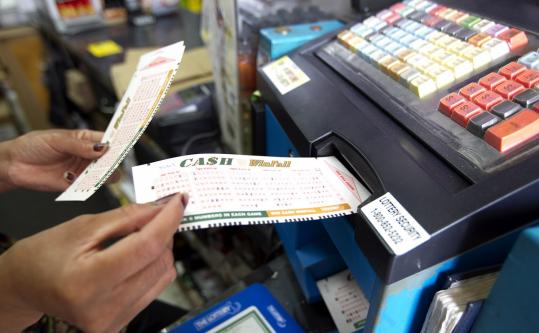 Some bettors buy hundreds of thousands of dollars worth of Cash WinFall tickets to ensure a sizable profit.