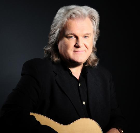 """I went full time with bluegrass in '96 and have tried to grow that market,'' says Grammy Award winner Ricky Skaggs."