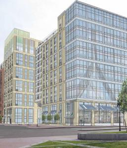 Apartment Retail Complex Planned Near Td Garden The Boston Globe