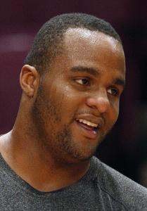 GLEN DAVIS Stance has softened