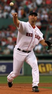 Tim Wakefield failed in his bid to earn the 200th victory of his major league career.