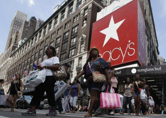 This fall shoppers will face higher price tags as retailers try to pass on higher labor costs in China and higher prices for raw material - even though they're apt to be looking for bargains.
