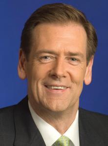 PerkinElmer chairman and CEO Robert Friel.