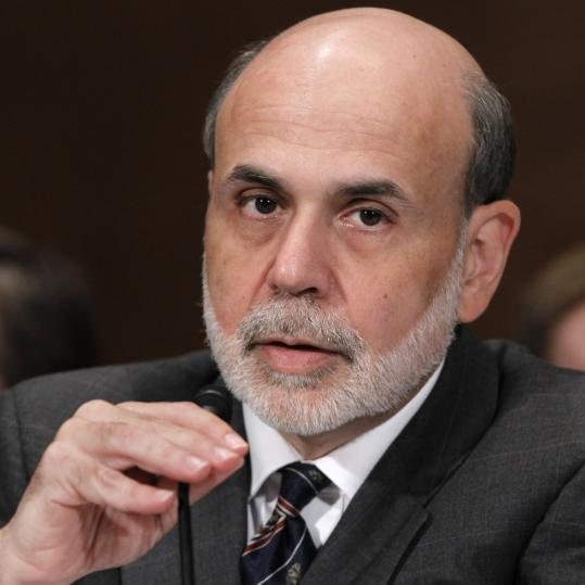 Ben Bernanke and the Federal Reserve board meet this week.