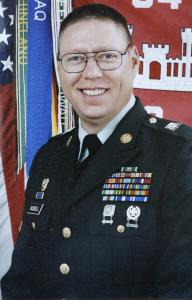 Army Sergeant John Russell, in photo made available by his family, had been undergoing counseling.