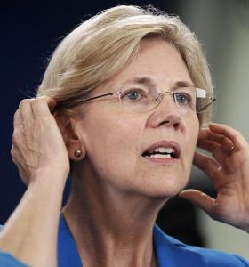 Elizabeth Warren hasn't disclosed her plans, but some say her intentions are clear.