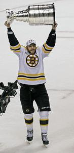 MILAN LUCIC Celebration will go on
