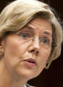 Warren sought to allay fears that she would run a dispassionate campaign, said those at the events.