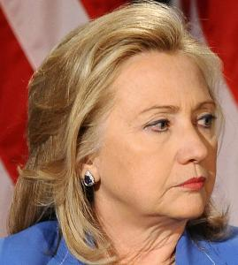 US Secretary of State Hillary Rodham Clinton said other nations must also urge President Bashar Assad to leave.