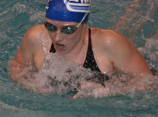 Colleen O'Neil will have a shot at the 2012 Summer Olympics.