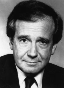 Dr. Fritz Bach in 1991.
