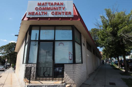 The Mattapan Community Health Center is slated to leave its cramped quarters for a new, environmentally friendly home four blocks away. The new center will offer additional services.