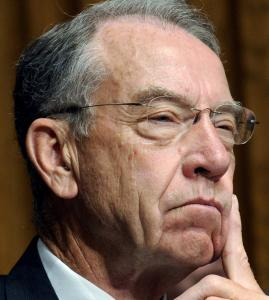 Senator Charles Grassley says the SEC's disposal policies appear to handicap it in complex investigations.