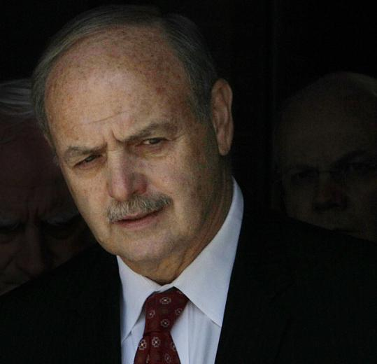 Salvatore F. DiMasi was convicted of corruption charges.