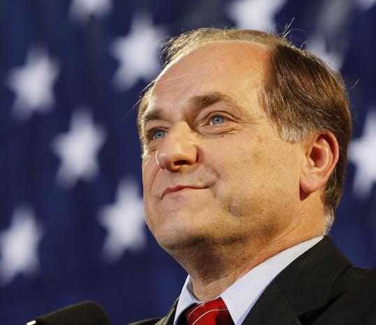 Michael Capuano of Somerville is considering a run against Scott Brown.