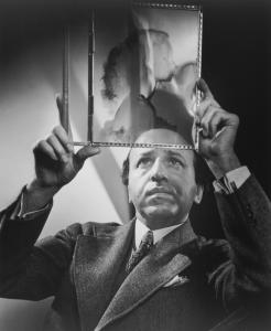 Self-portrait of Yousuf Karsh.