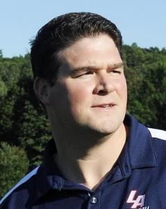 New coach Paul Zukauskas is tackling the problems at Lawrence Academy head-on.